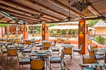 Avani Victoria Falls Resort Restaurant