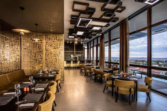Avani Windhoek Stratos Restaurant