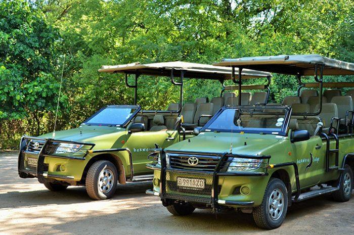 Bakwena Lodge Game Vehicles