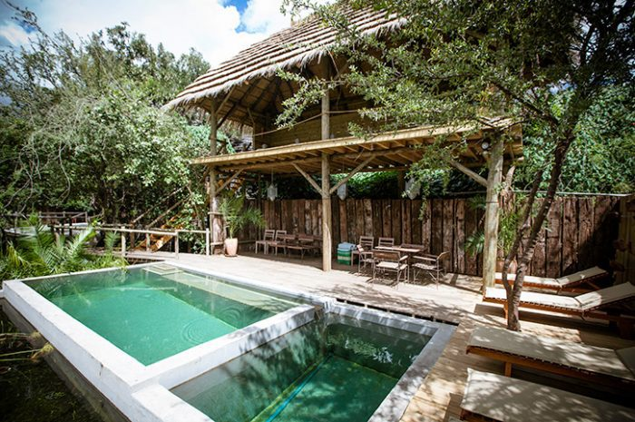 Bakwena Lodge Pool