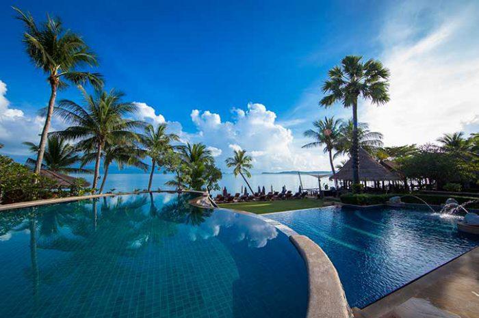 Bandara Resort Beach Pool