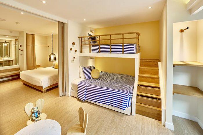 Bandara Resort Family Room