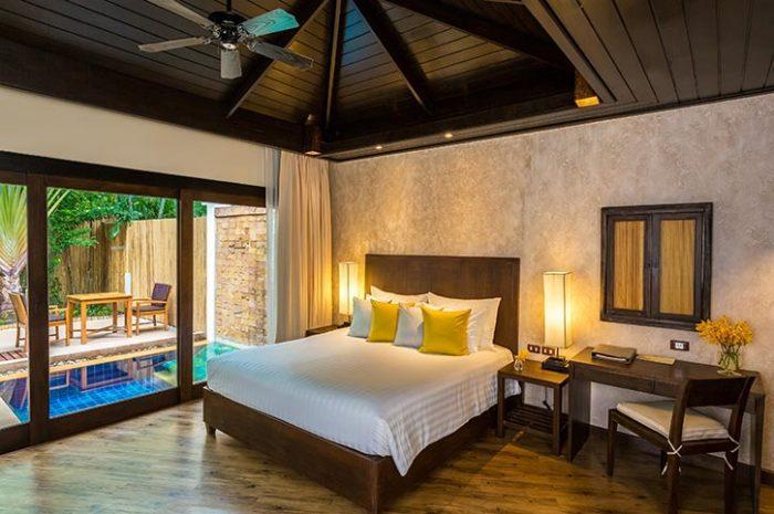 Bandara Resort Plunge Pool Villa Interior