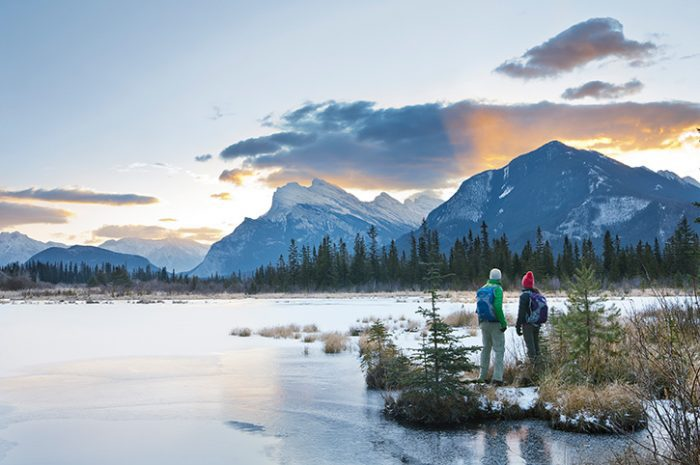 Banff Couple