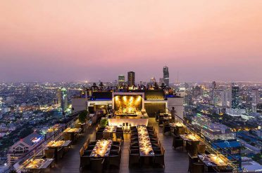 Banyan Tree Bangkok Roof