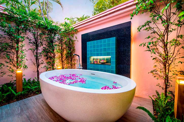 Banyan Tree Phuket Villa Bathtub