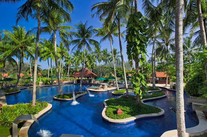 Banyan Tree Phuket Main Swimming Pool