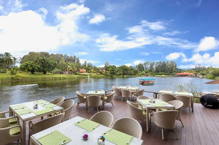 Banyan Tree Phuket The Watercourt Deck