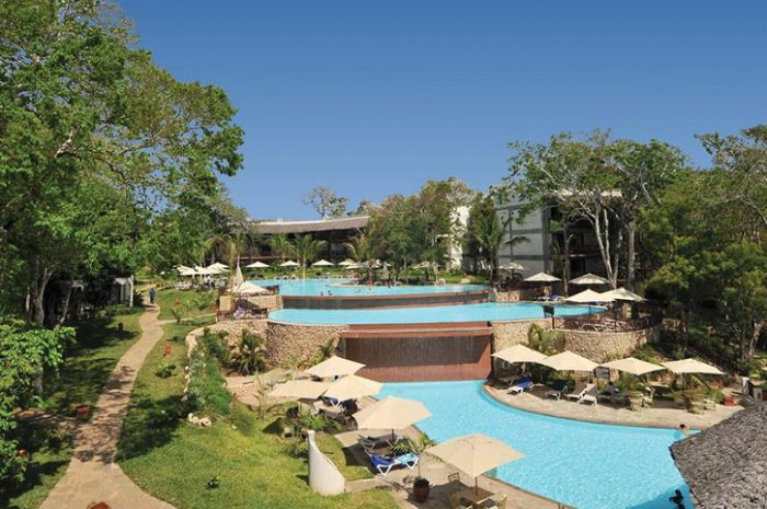 Baobab Beach Resort Maridadi Pool