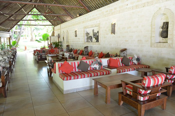 Baobab Beach Resort Lounge