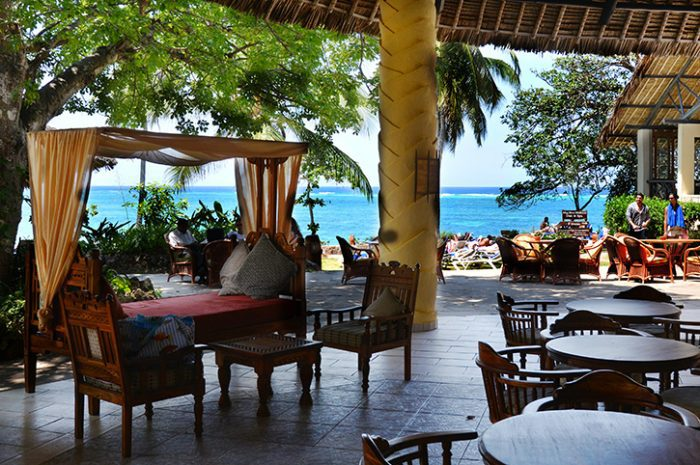 Baobab Beach Resort Restaurant