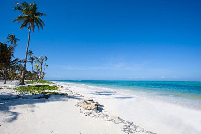 Bwejuu Paje Beach, Zanzibar