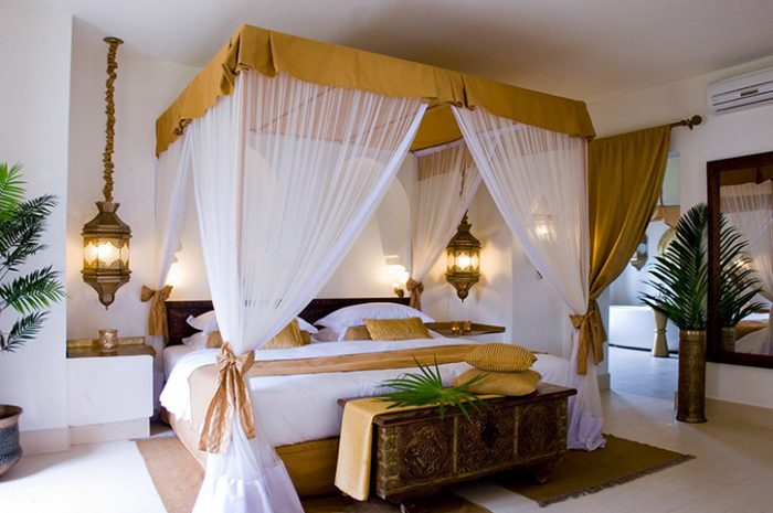 Bedroom, Baraza Resort & Spa