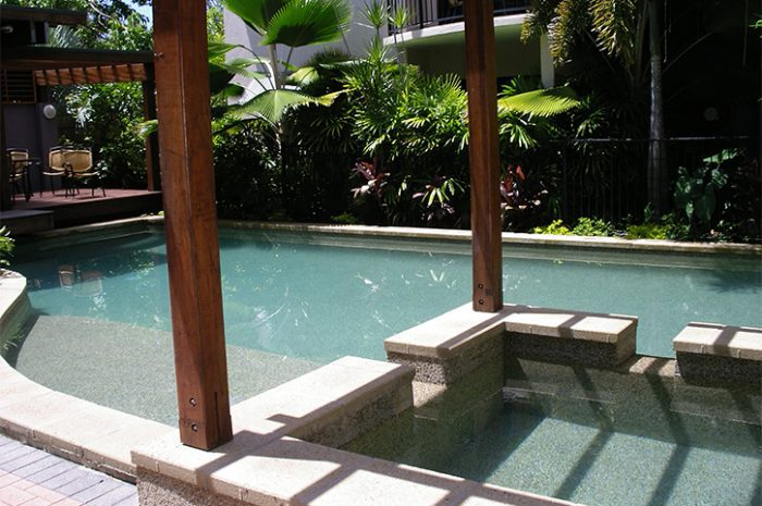 Bay Villas Pool