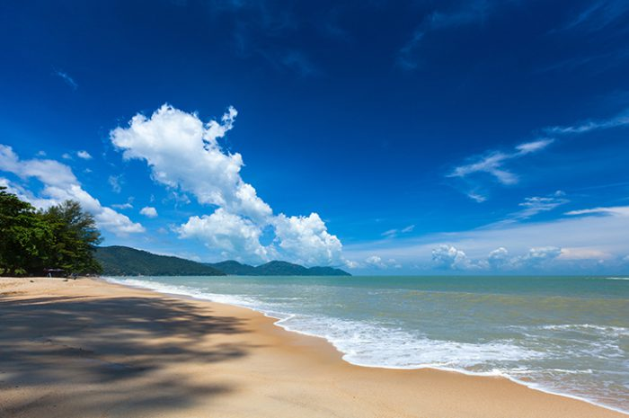 Beach in Penang