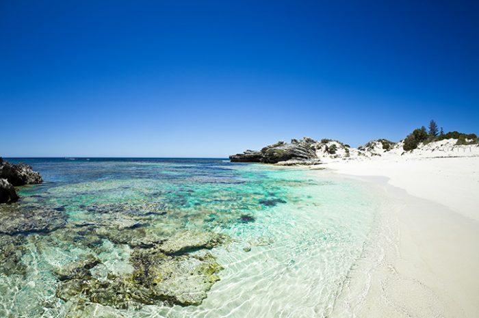 Beach, Rottnest Island