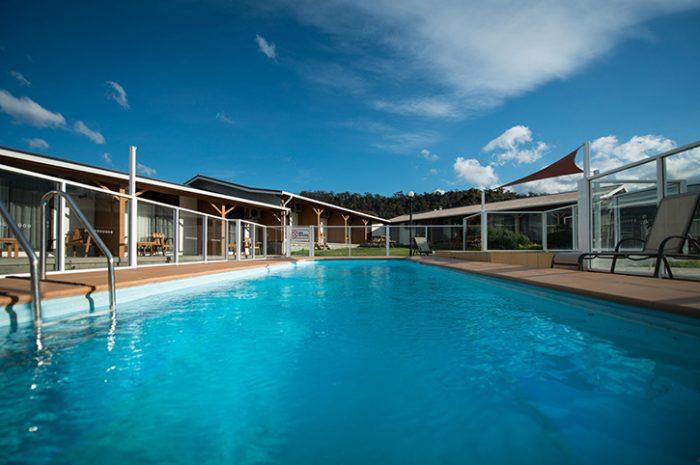 Beachfront Bicheno Pool