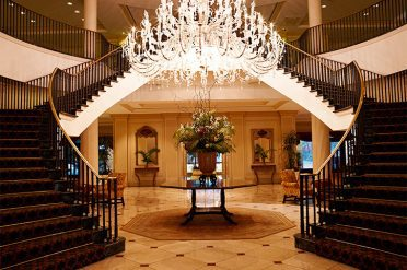 Belmond Charleston Place Lobby