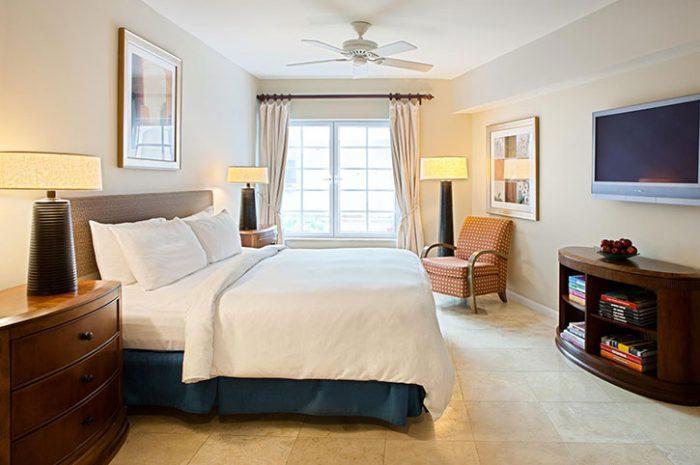 Bentley Hotel Bedroom