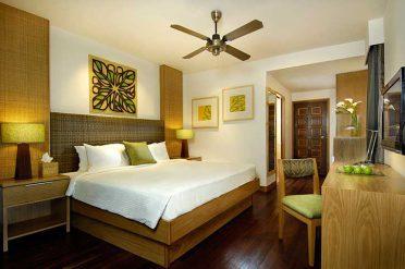 Rainforest Chalet Room