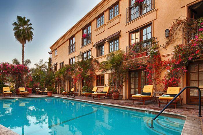Best Western Sunset Plaza Pool