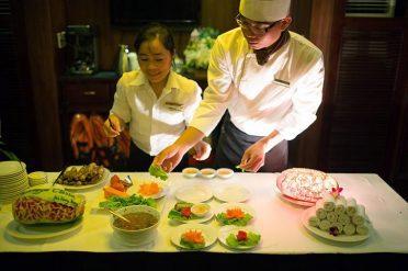 Bhaya Classic Food Demonstration