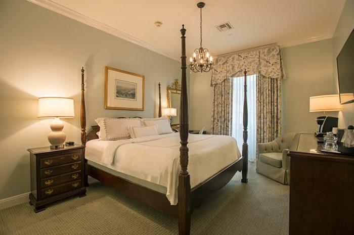 Bienville House Bedroom