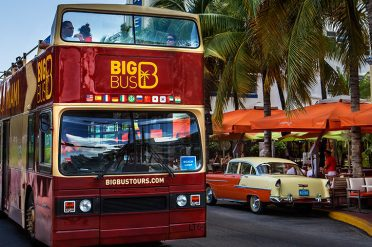 Miami Big Bus Tour, Florida, USA