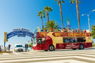Big Bus, L.A.