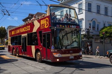 Big Bus, San Francisco