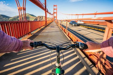 Bike the Golden Gate Bridge, San Francisco