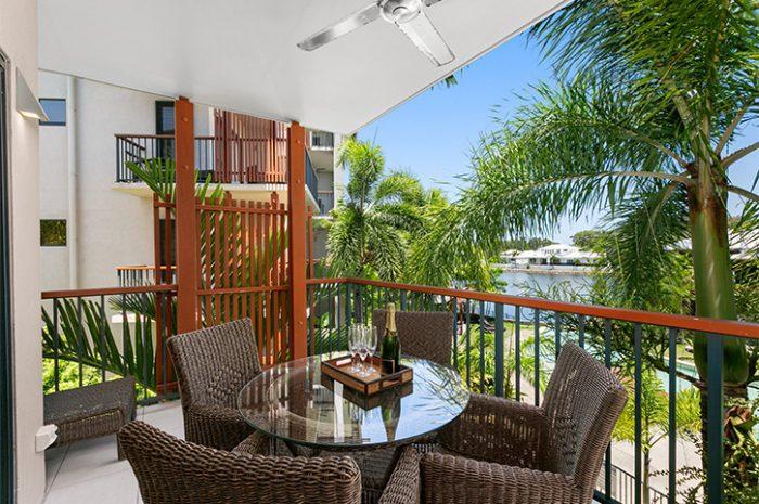 Blue Lagoon Balcony