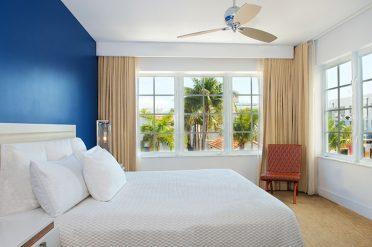 Blue Moon Bedroom