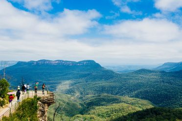 Blue Mountains Lookout, New South Wales