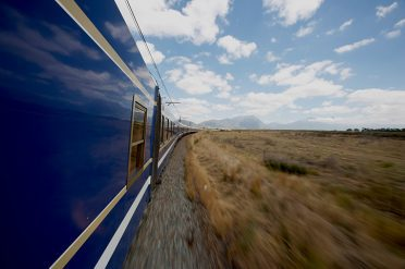 Blue Train Journey, South Africa