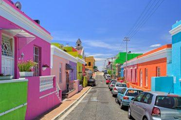 Bo Kaap District, Cape Town