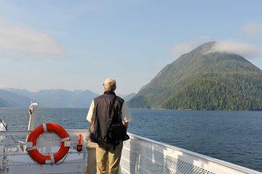 Boat Trip In Tofino, Canada