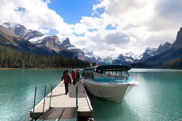 Boat Trip, Canada