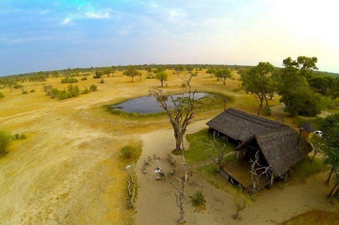 Bomani Tented Lodge Waterhole