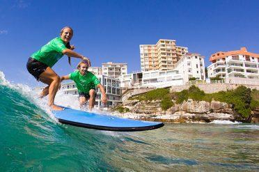 Bondi Surfing, Sydney