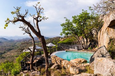 Bongani Mountain Lodge Rock Pool