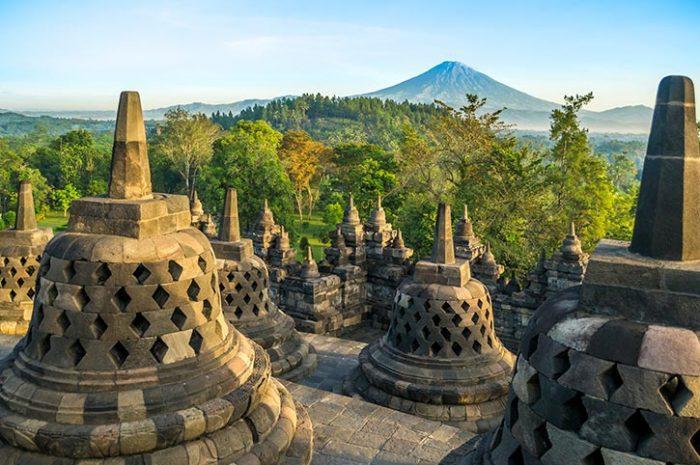 Borobudur Temple Java