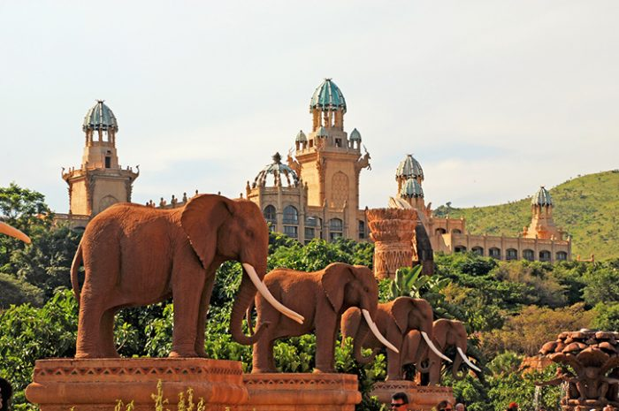 Bridge of Time Sun City South Africa