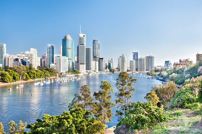 Brisbane, South Queensland