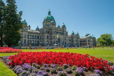 British Columbia Parliament, Canada