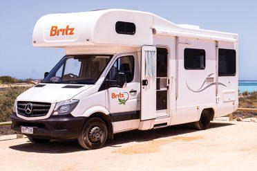 Britz 6 Berth Motorhome