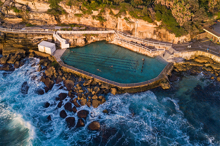 Bronte Pool, Sydney