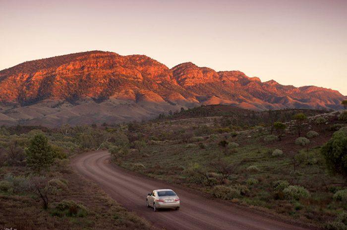 Bunyeroo Valley, Flinders Ranges National Park
