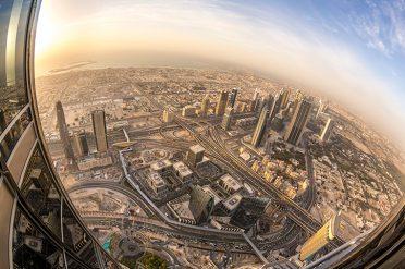 Burj Khalifa, At The Top