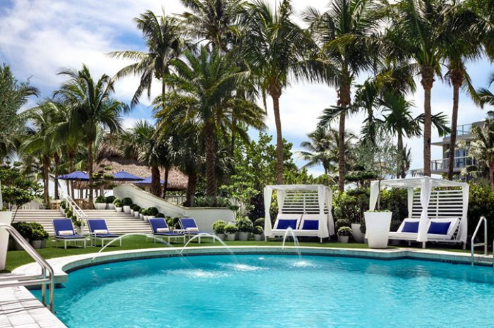 Cadillac Hotel Pool